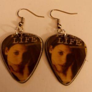 🔥MY SO-CALLED LIFE Angela Chase earrings 🔥